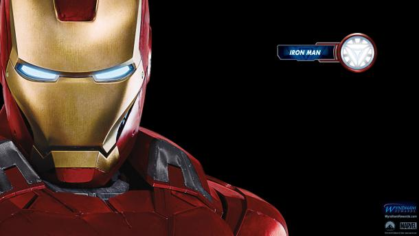 The Avengers Wallpaper: Iron Man