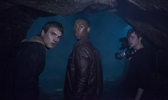 The Cast of Chronicle