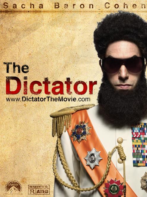 دانلود تریلر فیلم The Dictator