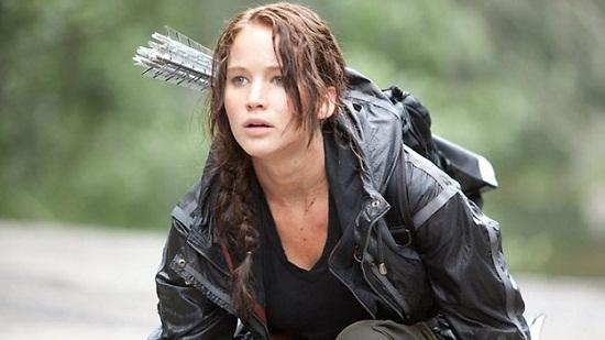 The Hunger Games Jennifer Lawrence
