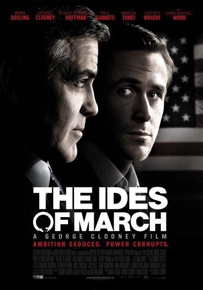 The Ides of March Venice Film Fest Poster