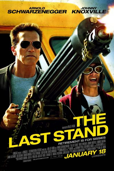 The Last Stand Movie Poster