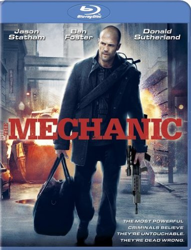 The Mechanic - (2011) 720p BRRip [550MB] (1-Link)