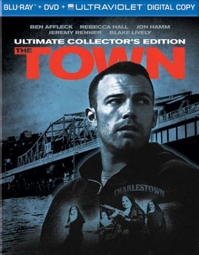 The Town Collector's Edition blu-ray