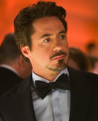Hourglass Magazine's Person of the Year Tony-stark