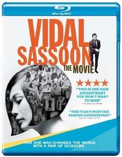 Vidal Sassoon: The Movie Blu-Ray