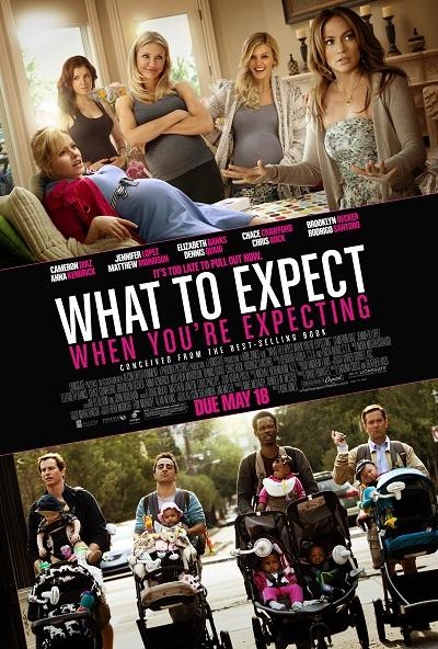What to Expect When You're Expecting Full Cast Poster