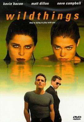 Wild Things Movie Poster