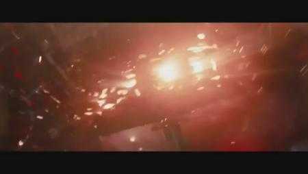 Battleship Clip: Shredders Attack