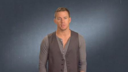 Channing Tatum's 21 Jump Street Twitter Challenge