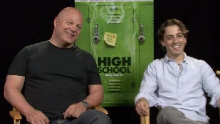 Michael Chiklis and Matt Bush Exclusive Interview