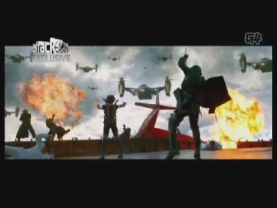 Resident Evil: Retribution Trailer