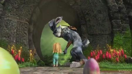 Rise of the Guardians Bunnymund Featurette