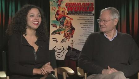 roger corman and alex stapleton exclusive interview 450x254 DVD Previews Chipwrecked Extremely Loud and Blood &amp Honey