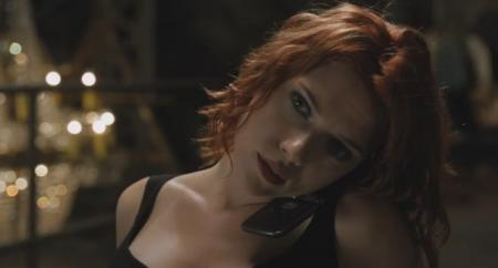 The Avengers Clip: Black Widow Fights Back