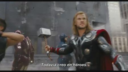 The Avengers IMAX Trailer