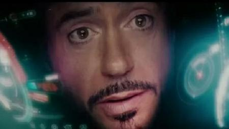 The Avengers Trailer: Iron Man