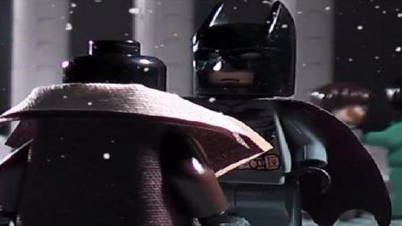 The Dark Knight Rises Trailer: In Legos