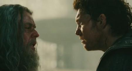 Wrath of the Titans Clip: I'm Only Half a God